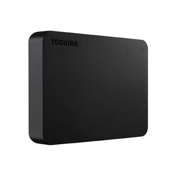 4TB Toshiba Canvio Ready