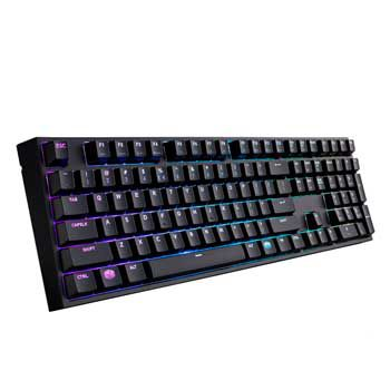 COOLER MASTERKEYS PRO L (Game) INTELLIGENT WHITE LEDS
