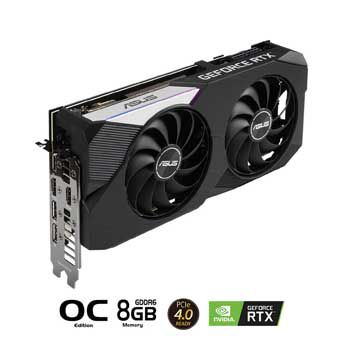 8GB ASUS DUAL-RTX3070-8G