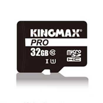 MICRO-SD 32GB Kingmax Pro Class 10