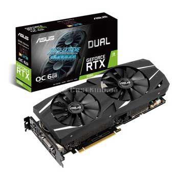 6GB ASUS DUAL-RTX2060-O6G