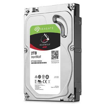 2Tb SEAGATE Ironwolf SERVER(NAS)