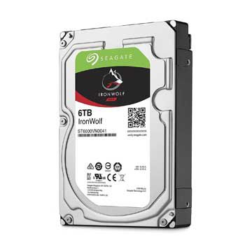 6Tb SEAGATE Ironwolf SERVER(NAS)