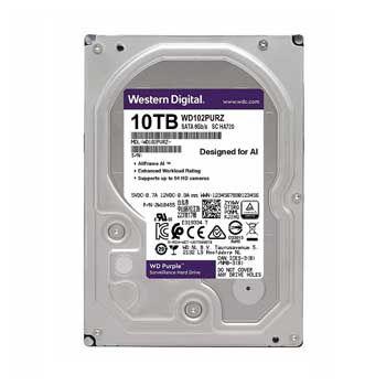 10Tb WESTERN SATA III(3) Purple - WD102PURZ