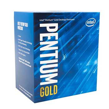 Intel Coffee lake Pentium Gold G5400(3.7GHz) Chỉ hỗ trợ Windows 10