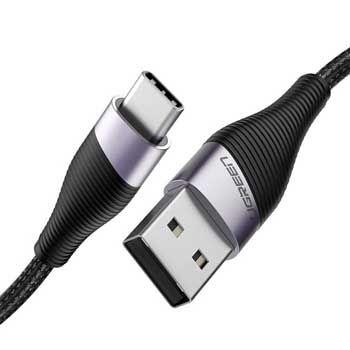 Cáp USB to USB-C UGREEN 60205 (Dài 1m)