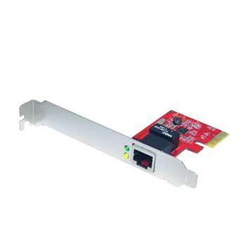 CARD PCI 1X->LAN Unitek Y-7509