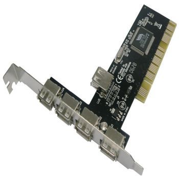 CARD PCI - USB 2.0