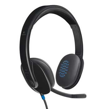 HEADPHONE Logitech H540 USB