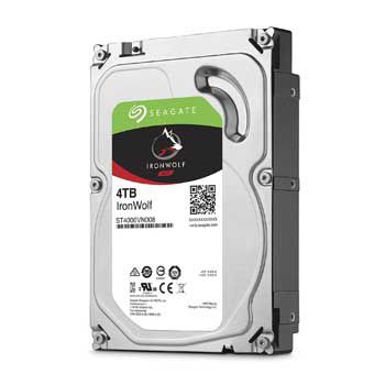 4Tb SEAGATE Ironwolf SERVER(NAS)