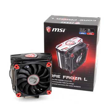 FAN CPU AMD MSI Core Frozr L