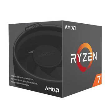 AMD Ryzen R7 2700