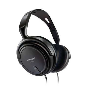 HEADPHONE PHILIPS SHP2000 (Đen)