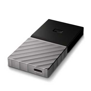 512GB WESTERN My Passport(EXTERNAL) WDBK3E5120PSL-WESN