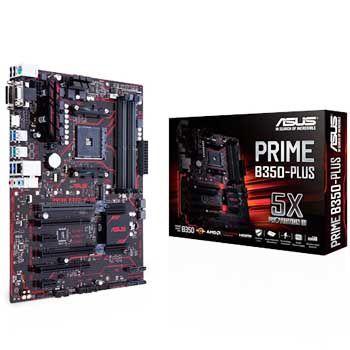 ASUS PRIME B350-PLUS (SK AM4)