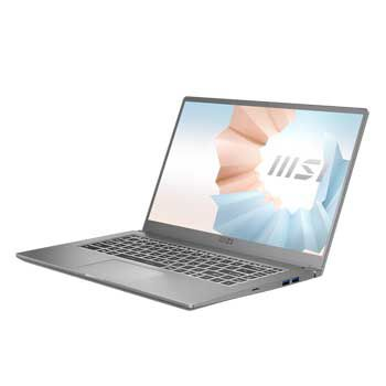 MSI 15 A11M-099VN (silver)