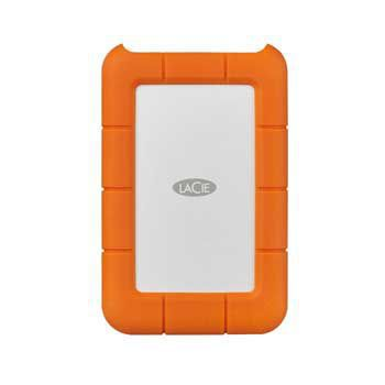 1Tb LACIE Rugged USB 3.1 Type C - c.3600 with Rescue