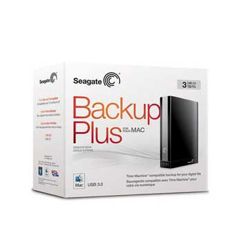 3Tb SEAGATE- Backup Plus NEW