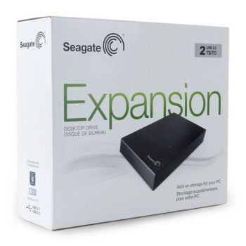 3Tb SEAGATE- Expansion Portable
