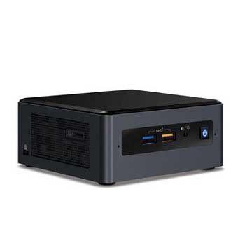INTEL BOX NUC8i5BEH6 (Tiết kiệm điện hơn 90%, tiêu thụ từ 5W-10W khi hoạt động) (Máy tính nhỏ , gọn nhất )