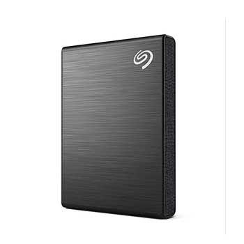 2TB SSD Seagate One Touch USB-C + Rescue STKG2000400 (Đen)