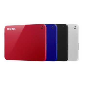 2TB Toshiba Canvio Advance
