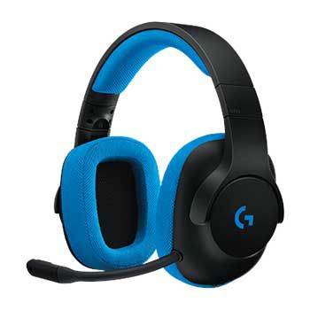 HEADPHONE LOGITECH G233 (co mic) Dành cho GAME