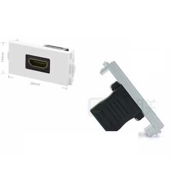 WALL PLATE HDMI Ugreen 20317