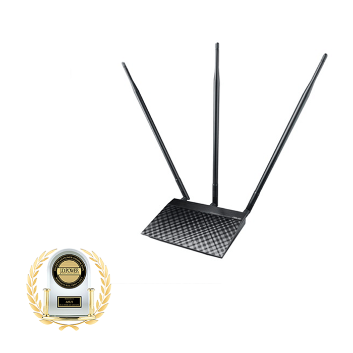 ASUS RT-N14UHP N300 3-in-1 Wi-Fi Router / Access Point / Repeater
