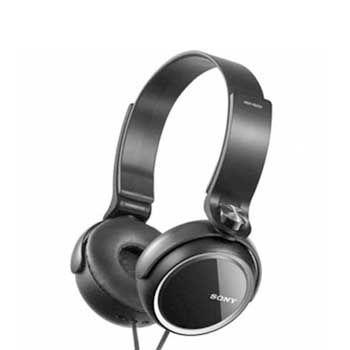 Tai nghe choàng đầu SONY MDR-XB250/BQE - Đen