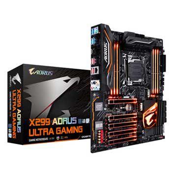 GIGABYTE GA-X299 AORUS Ultra Gaming Pro (SK 2066)