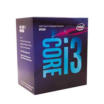 Intel Coffee lake i3 8300(3.7GHz) Chỉ hỗ trợ Windows 10