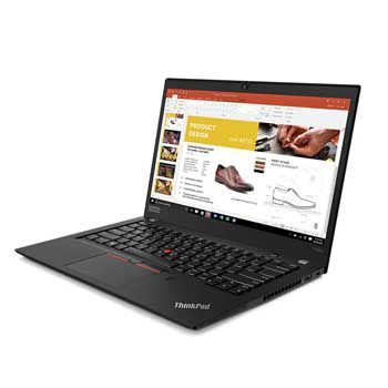 Lenovo THINKPAD T490s - 20NXS00200 (Black)