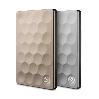 2Tb SEAGATE- Backup Plus Ultra Slim (NEW)
