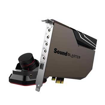 Sound card CREATIVE Sound BlasterX Blaster AE - 7