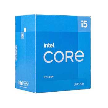 Intel Rocket Lake Core i5- 11400 (2.6GHz) Chỉ hỗ trợ Windows 10