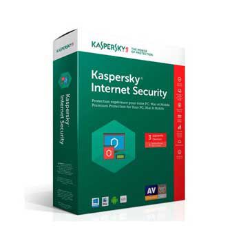 Kasperky Internet Security 3PC