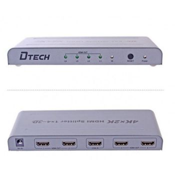 MULTI HDMI 1-4 DTECH 7144