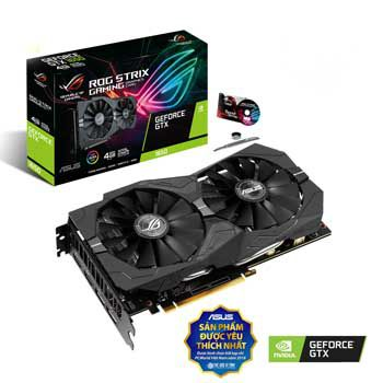4GB ASUS ROG-STRIX-GTX1650-4G-GAMING