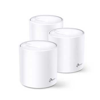 TP LINK Wifi Mesh Deco X60 (3-pack)