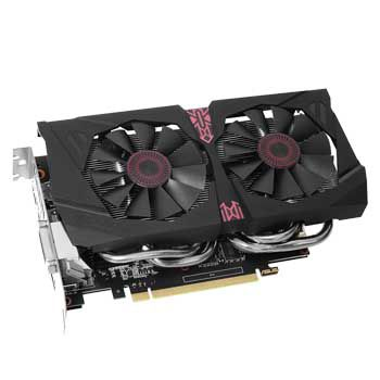 6GB ASUS STRIX-GTX1060-DC2-O6G (DUAL FAN)