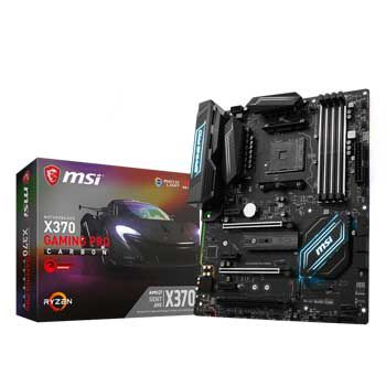 MSI X370 GAMING PRO CARBON (SK AM4)