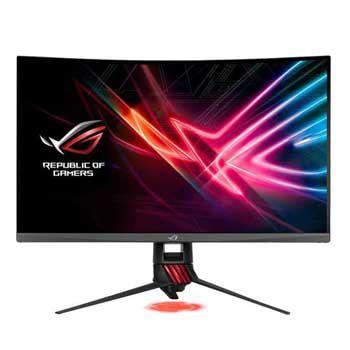 """LCD 32"""" ASUS ROG Strix XG32VQR (Dòng Game-Có HDR)"""
