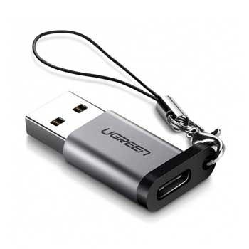 Đầu chuyển USB 3.0 sang USB Type-C Ugreen 50533