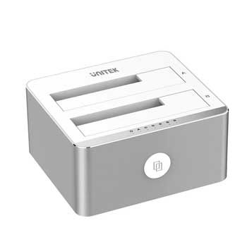 DOCKING STATION USB 3.0 -> SATA III 2.5/3.5 UNITEK (Y-3026)