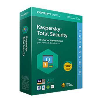 Kaspersky Total Security 1PC