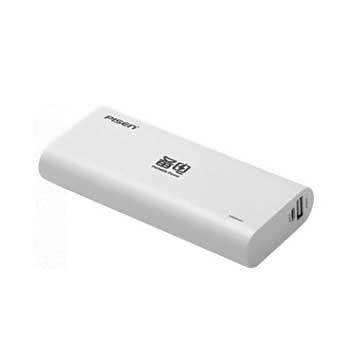 Sạc dự phòng PISEN Portable Power 10000mAh ( USB 1A/ 2A Smart )