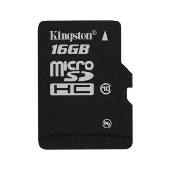 MICRO-SD 16GB KINGSTON CLASS 10