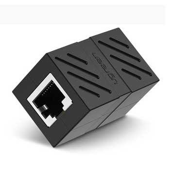 Đầu Nối Dây Mạng Cat6 10Gbps Ugreen 20390 (Màu đen)