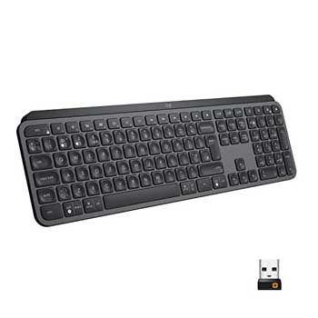LOGITECH WIRELESS MX Keys (Đen)